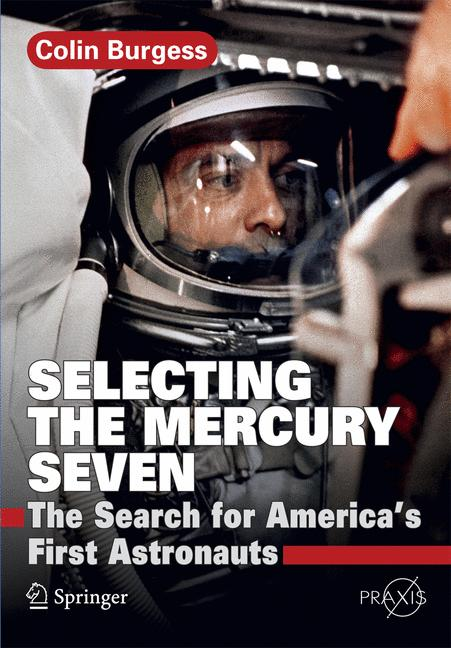Cover of 'Selecting the Mercury Seven'