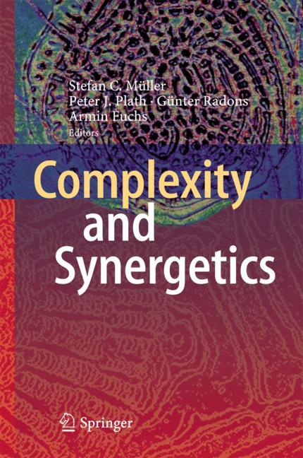 Cover of 'Complexity and Synergetics'