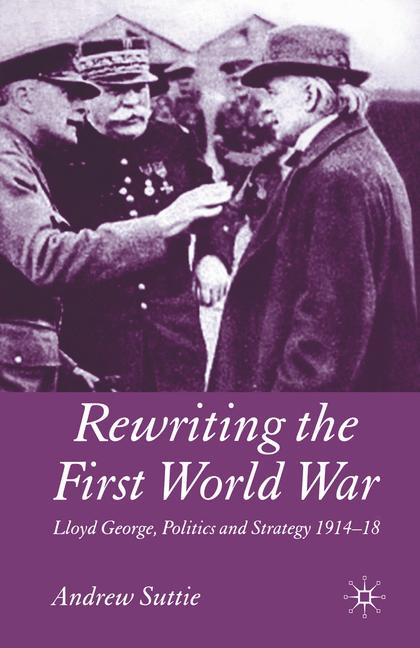 Cover of 'Rewriting the First World War'