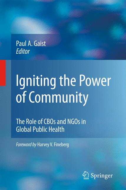 Cover of 'Igniting the Power of Community'