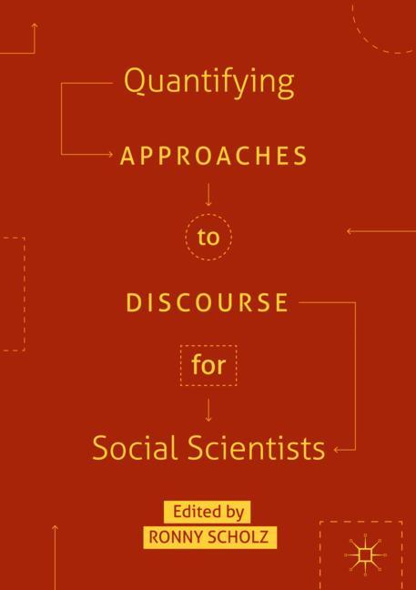Cover of 'Quantifying Approaches to Discourse for Social Scientists'