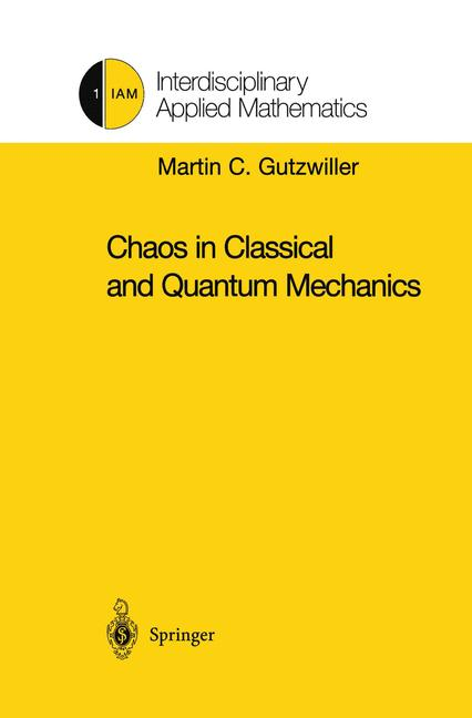 Cover of 'Chaos in Classical and Quantum Mechanics'