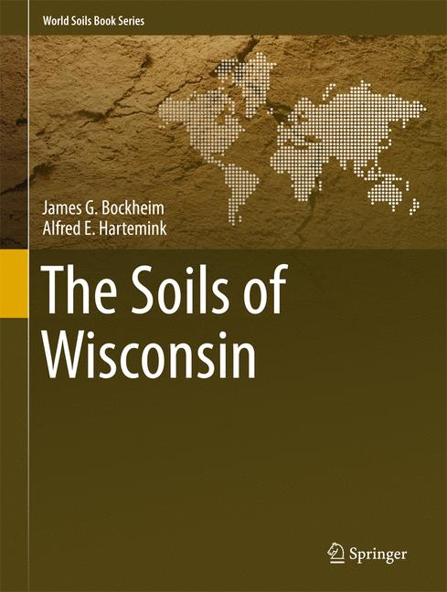 Cover of 'The Soils of Wisconsin'
