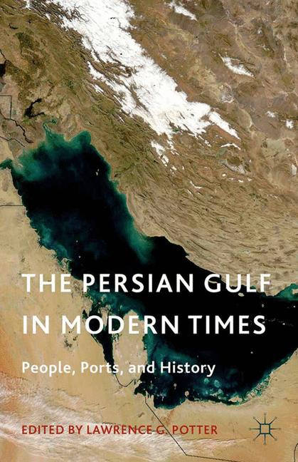 Cover of 'The Persian Gulf in Modern Times'