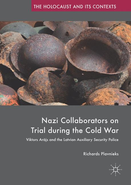 Cover of 'Nazi Collaborators on Trial during the Cold War'