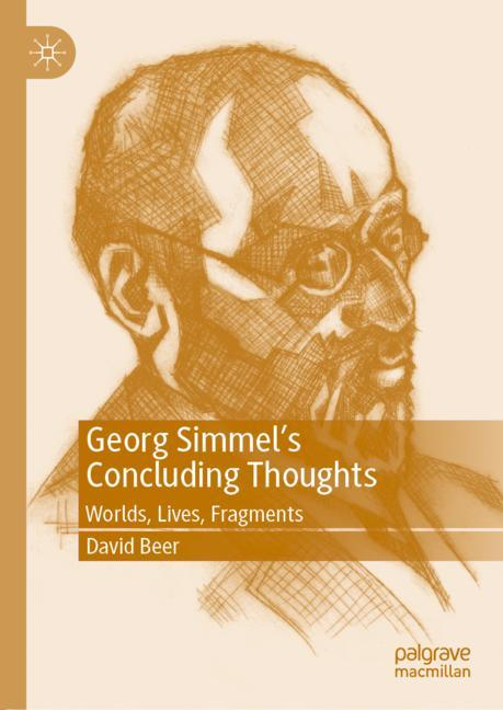 Cover of 'Georg Simmel's Concluding Thoughts'