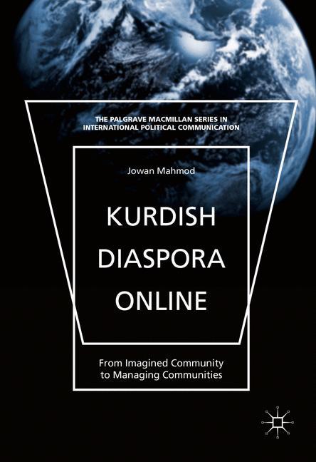 Cover of 'Kurdish Diaspora Online'