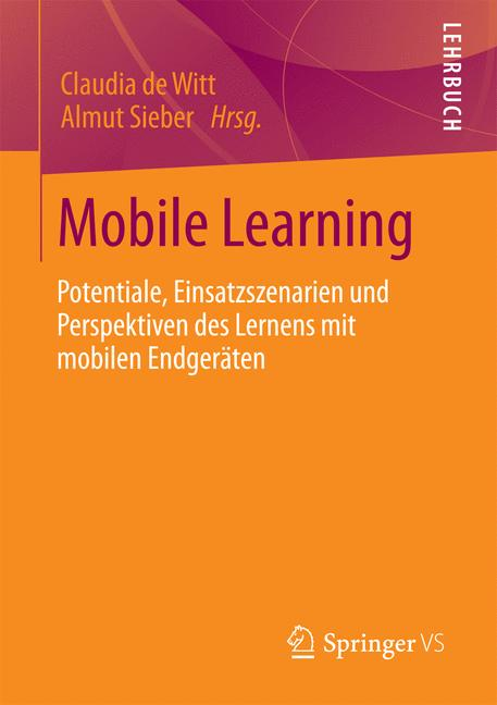Cover of 'Mobile Learning'