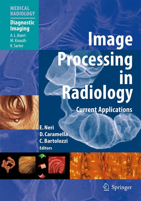Cover of 'Image Processing in Radiology'