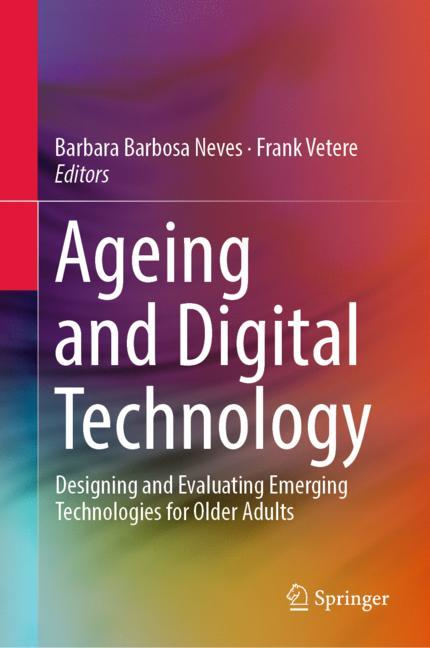 Cover of 'Ageing and Digital Technology'