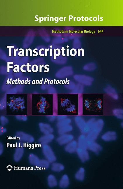 Cover of 'Transcription Factors'