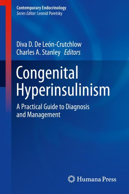 Cover of 'Congenital Hyperinsulinism'