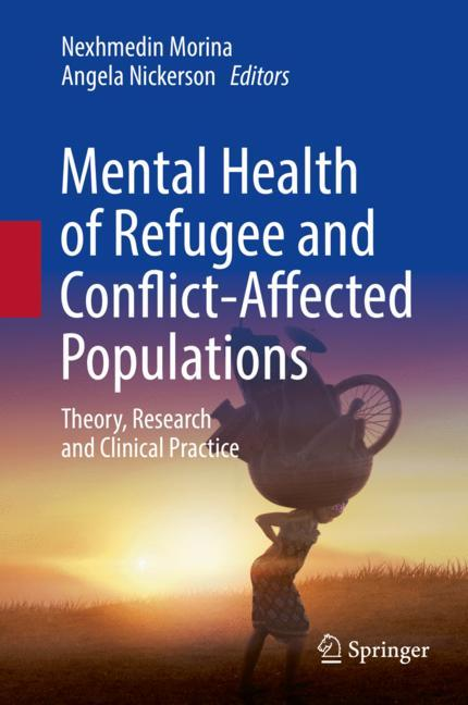 Cover of 'Mental Health of Refugee and Conflict-Affected Populations'