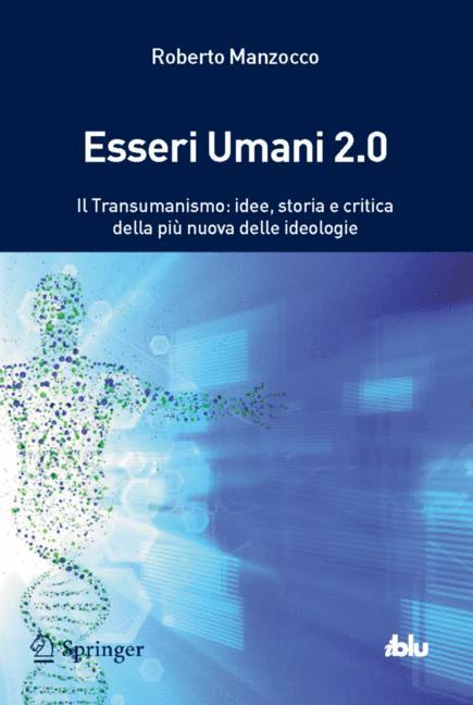 Cover of 'Esseri Umani 2.0'