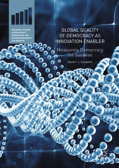 Cover of 'Global Quality of Democracy as Innovation Enabler'