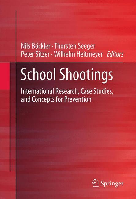 Cover of 'School Shootings'