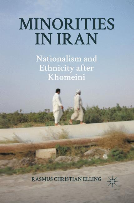 Cover of 'Minorities in Iran'