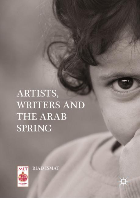 Cover of 'Artists, Writers and The Arab Spring'