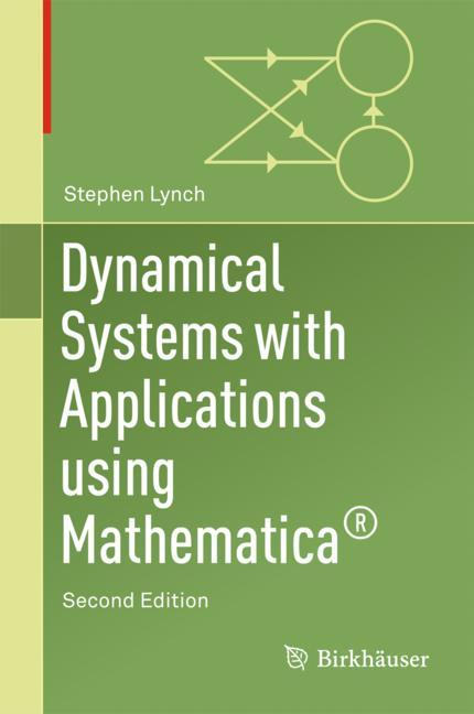 Cover of 'Dynamical Systems with Applications Using Mathematica®'