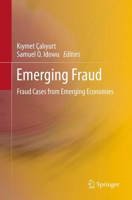 Cover of 'Emerging Fraud'