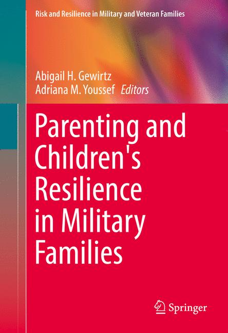 Cover of 'Parenting and Children's Resilience in Military Families'