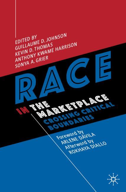 Cover of 'Race in the Marketplace'