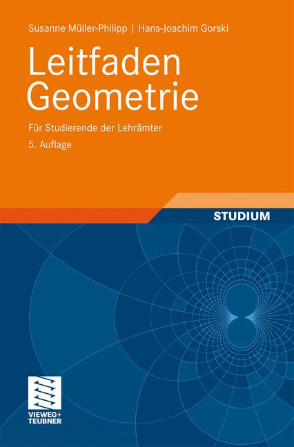 Cover of 'Leitfaden Geometrie'