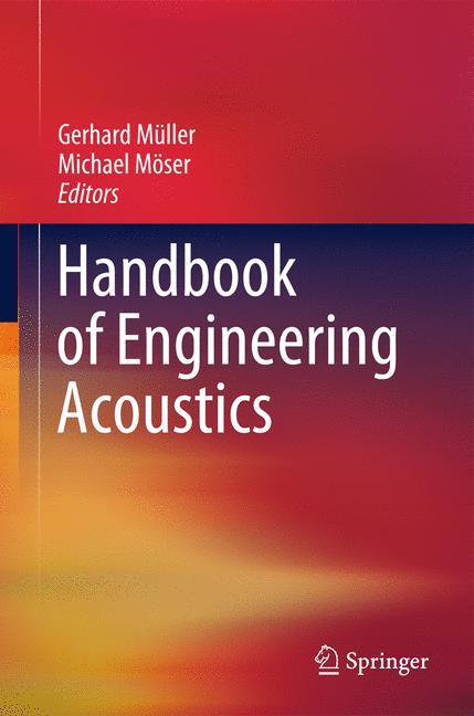 Cover of 'Handbook of Engineering Acoustics'
