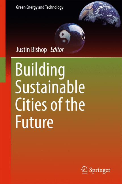 Cover of 'Building Sustainable Cities of the Future'