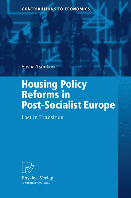 Cover of 'Housing Policy Reforms in Post Socialist Europe'