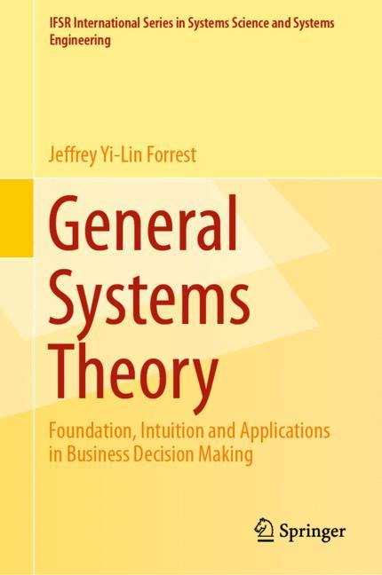 Cover of 'General Systems Theory'