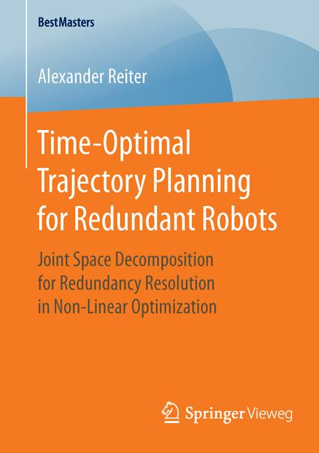 Cover of 'Time-Optimal Trajectory Planning for Redundant Robots'