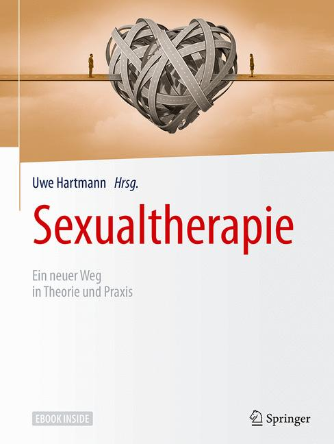 Cover of 'Sexualtherapie'