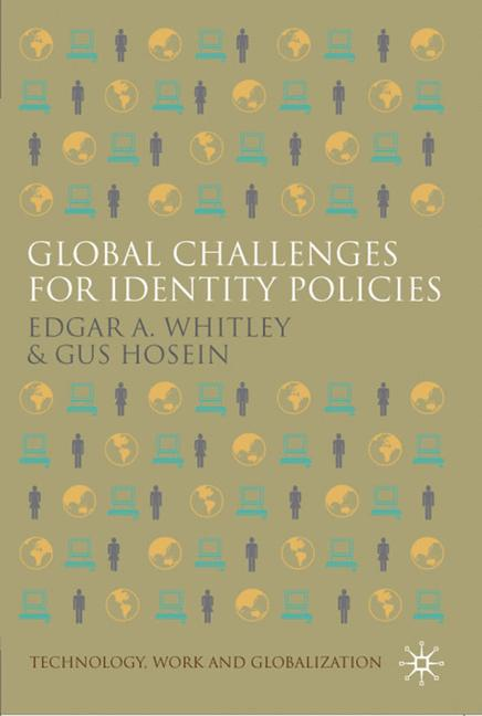 Cover of 'Global Challenges for Identity Policies'