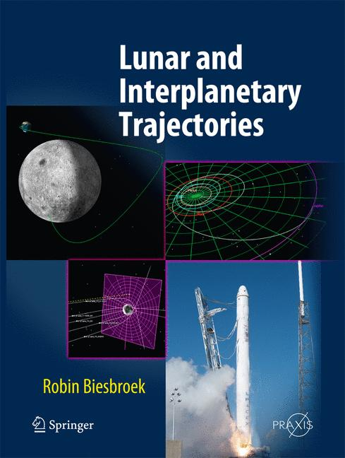 Cover of 'Lunar and Interplanetary Trajectories'