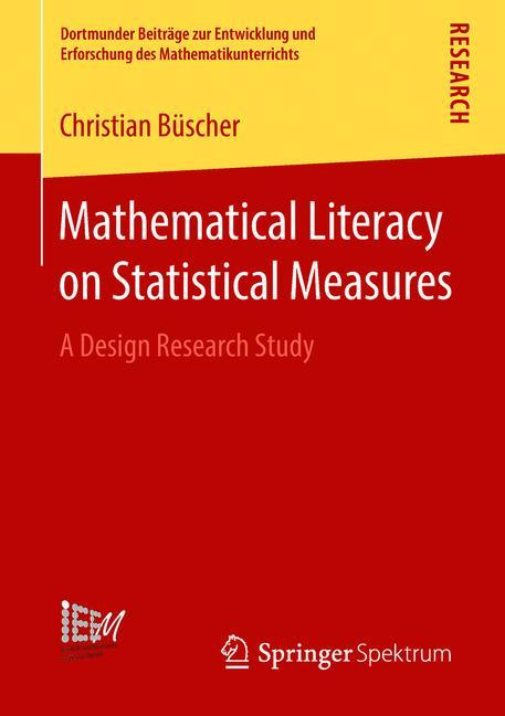 Cover of 'Mathematical Literacy on Statistical Measures'