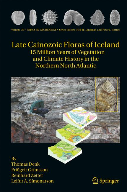 Cover of 'Late Cainozoic Floras of Iceland'
