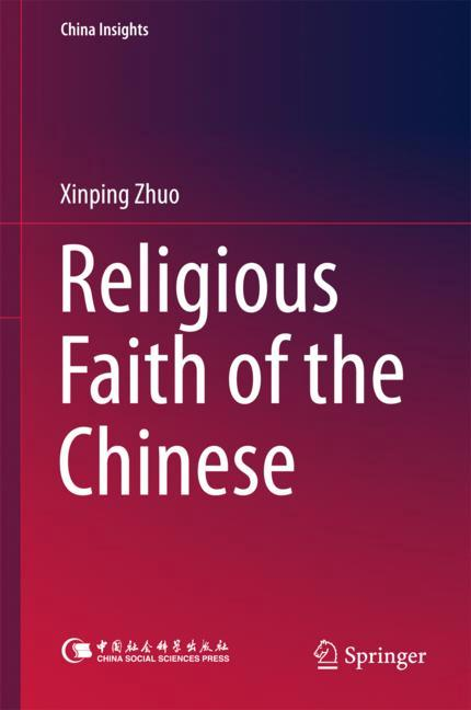 Cover of 'Religious Faith of the Chinese'