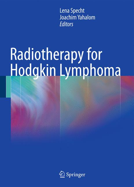 Cover of 'Radiotherapy for Hodgkin Lymphoma'