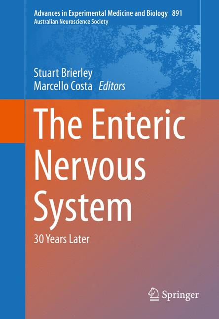 Cover of 'The Enteric Nervous System'