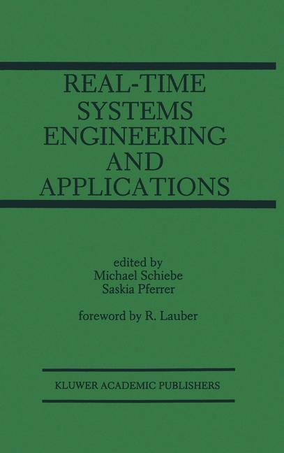 Cover of 'Real-Time Systems Engineering and Applications'