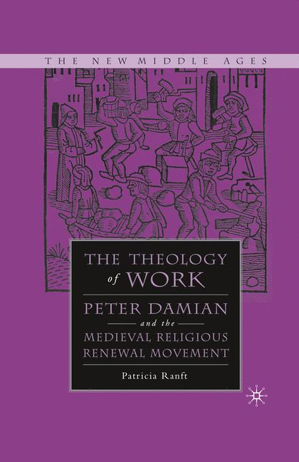 Cover of 'The Theology of Work'