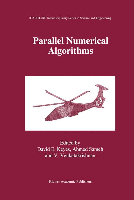 Cover of 'Parallel Numerical Algorithms'