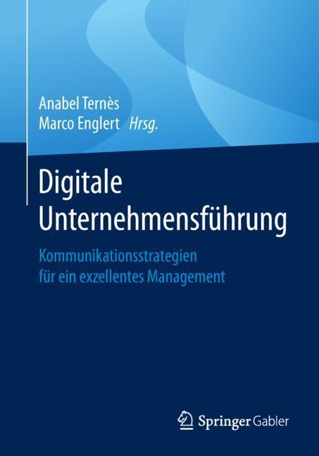 Cover of 'Digitale Unternehmensführung'
