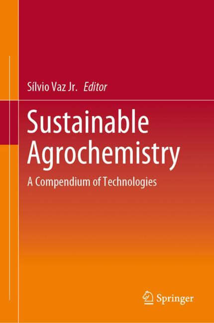 Cover of 'Sustainable Agrochemistry'