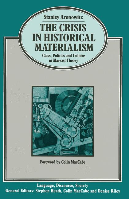 Cover of 'The Crisis in Historical Materialism'