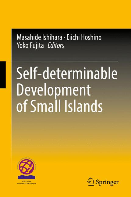 Cover of 'Self-determinable Development of Small Islands'