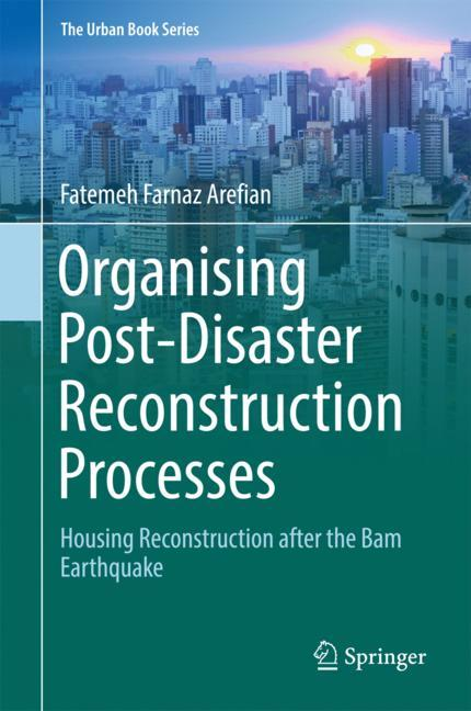 Cover of 'Organising Post-Disaster Reconstruction Processes'