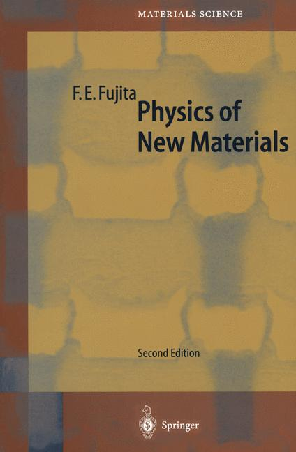 Cover of 'Physics of New Materials'