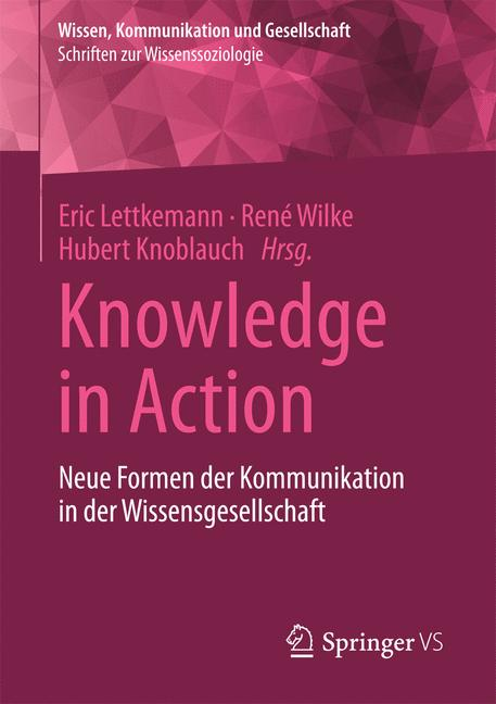 Cover of 'Knowledge in Action'